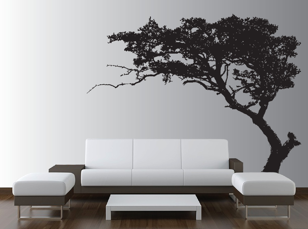 decoracion de interiores con corte laser sobre madera