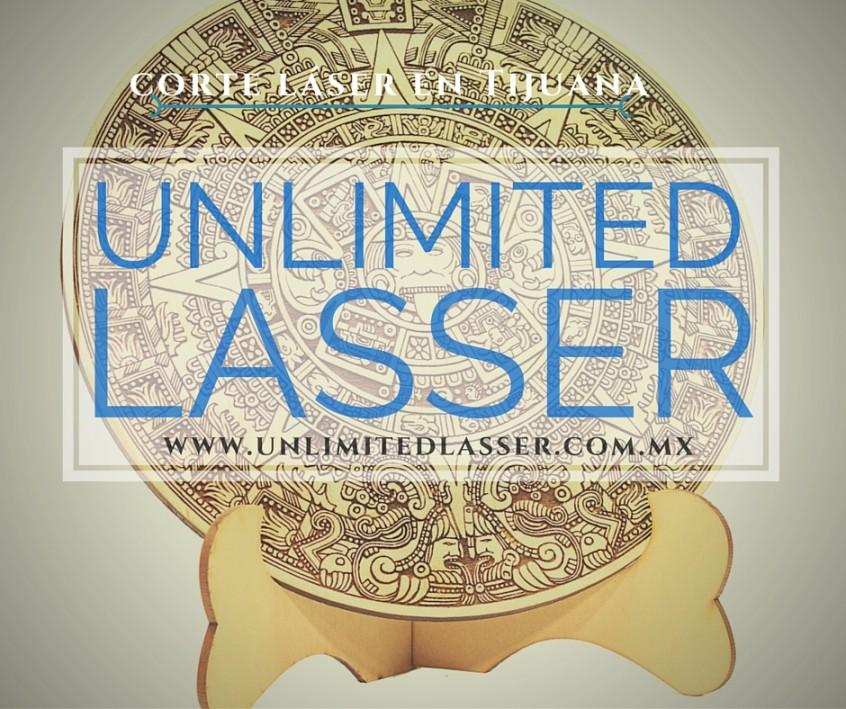 Grabado laser sobre madera en Tijuana